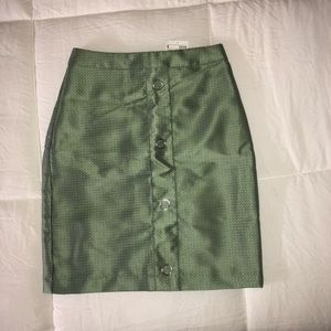 NEW Green emerald pencil skirt